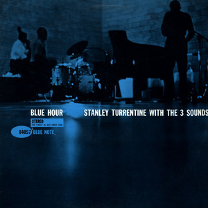 STANLEY TURRENTINE WITH THREE SOUNDS, THE - Blue Hour - LP