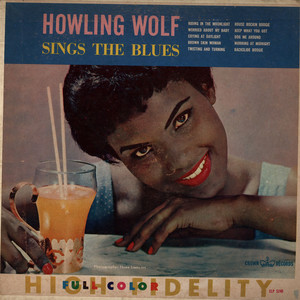 HOWLING WOLF - Howling Wolf Sings The Blues - LP
