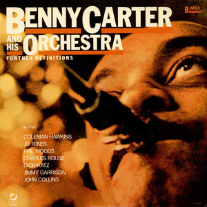 BENNY CARTER AND HIS ORCHESTRA - Further Definitions - LP