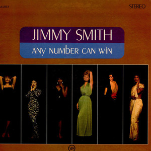 JIMMY SMITH - Any Number Can Win - LP