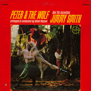 JIMMY SMITH - Peter & The Wolf - LP