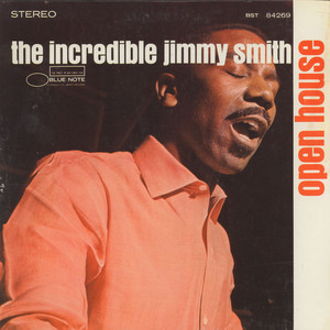 JIMMY SMITH - Open House - LP