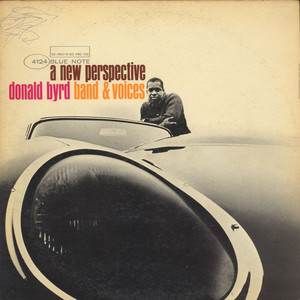 DONALD BYRD - A New Perspective - LP