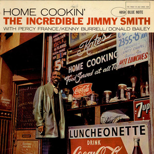 JIMMY SMITH - Home Cookin' - LP