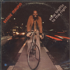 BENNIE MAUPIN - Slow Traffic To The Right - LP