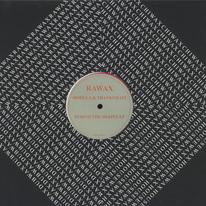 MODULA & THANKSMATE - Behind The Shapes EP - 12 inch x 1