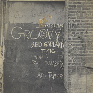 RED GARLAND TRIO, THE - Groovy - LP