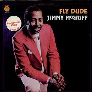JIMMY MCGRIFF - Fly Dude - LP