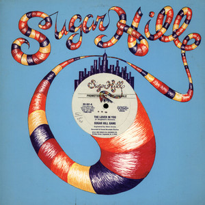 SUGARHILL GANG - The Lover In You - 12 inch x 1