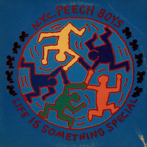 PEECH BOYS - Life Is Something Special - LP
