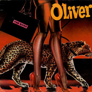 OLIVER - The Boss - LP