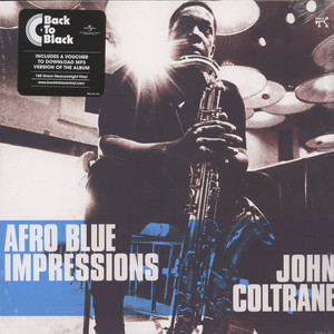 JOHN COLTRANE - Afro Blue Impressions Back To Black Edition - LP x 2