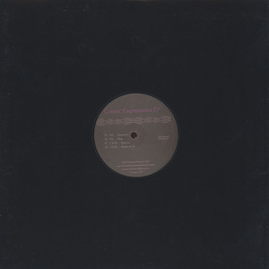 HVL / CSPOK - Cosmic Expressions - 12 inch x 1