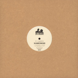GROOVE BROTHERS, THE - Soul Food Café - 12 inch x 1