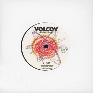VOLCOV - Freedom Of The Mind - 7inch x 1