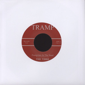 TIBBS, THE - Footprints In The Sand - 7inch x 1