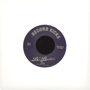 BLUEBEATERS, THE - Toxic (One Drop Version) / Catch That Teardrop - 7inch x 1