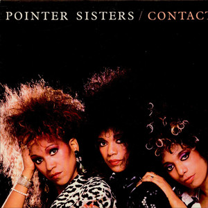 POINTER SISTERS - Contact - LP