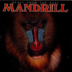 MANDRILL - Beast From The East - LP