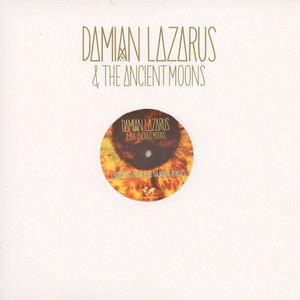 DAMIAN LAZARUS & THE ANCIENT MOONS - Lovers' Eyes - Dixon & Mendo Remixes - 12 inch x 1