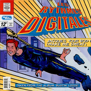 LES RYTHMES DIGITALES - Jacques Your Body (Make Me Sweat) - 12 inch x 1