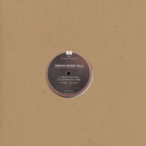 V.A. - Various People Volume 2 - 12 inch x 1