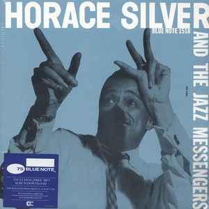 HORACE SILVER - And The Jazz Messengers Back To Black Edition - LP