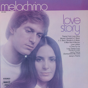 MELACHRINO STRINGS, THE - Theme From ''Love Story'' Played By The Melachrino Strings - LP