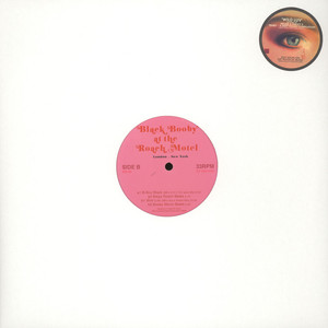 BLACK BOOBY - Black Booby At The Roach Motel - 12 inch x 1