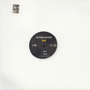 MOTION COLLECTIVE, THE, GERARDO FRISINA - Burak - 12 inch x 1