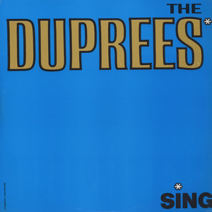 DUPREES, THE - The Duprees Sing - LP
