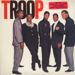 TROOP - Troop - LP