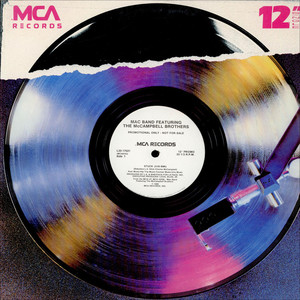 MAC BAND - Stuck feat. The McCampbell Brothers - 12 inch x 1