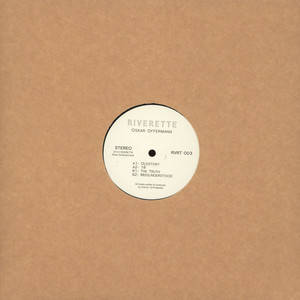 OSKAR OFFERMANN - Riverette 003 - 12 inch x 1