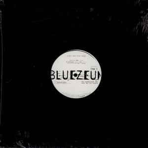 BLUEZEUM - Can I Get That Funk - 12 inch x 1