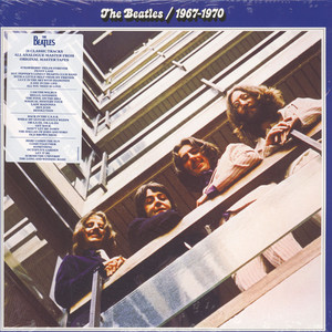 BEATLES, THE - 1967-1970 - LP x 2