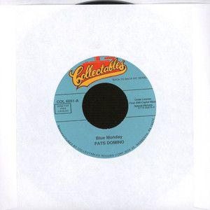 FATS DOMINO - Blue Monday / My Blue heaven - 7inch x 1
