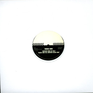 SHAKA MAN - Another Wake Up Call - 12 inch x 1