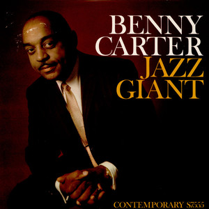 BENNY CARTER - Jazz Giant - 33T