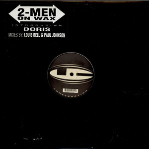 2 MEN ON WAX - Give Me That Dick - 12 inch x 1