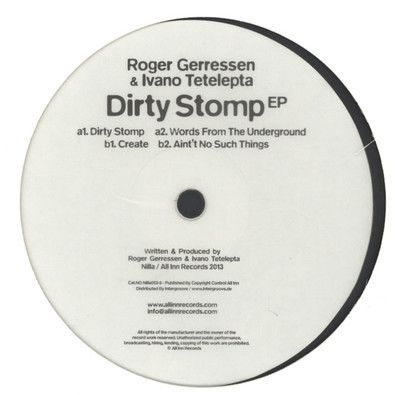 Dirty Stomp EP - NILLA