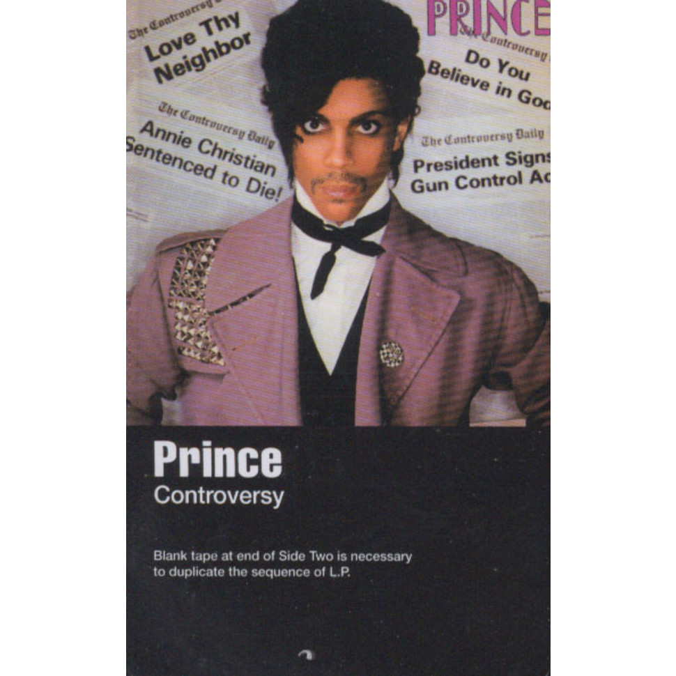 Prince-Controversy-tape-1981-US-Reissue