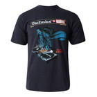 Technics vs Marvel - Black Panther T-Shirt