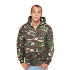 DMC &amp; Technics - Camo zip-up hoodie