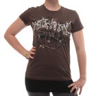 Bleeding Star Clothing - Underground 2 Women T-Shirt