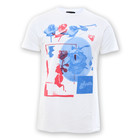 Sixpack France x Museum Studio - Rose T-Shirt