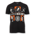 SuperHeavy - Band Grid T-Shirt