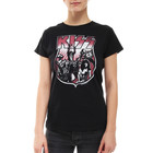 Kiss - Shield Women T-Shirt