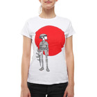 Gorillaz - Noodle Sun Women T-Shirt