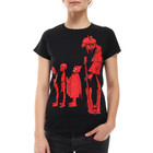 Gorillaz - Noodle Band Red Women T-Shirt